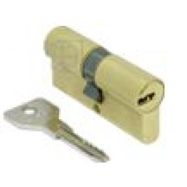 Цилиндр ОЕ 300-12.12 хром Asix L=70 мм /40 х 30/ CISA Reg