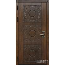 """Входная дверь """"Круг"""""""