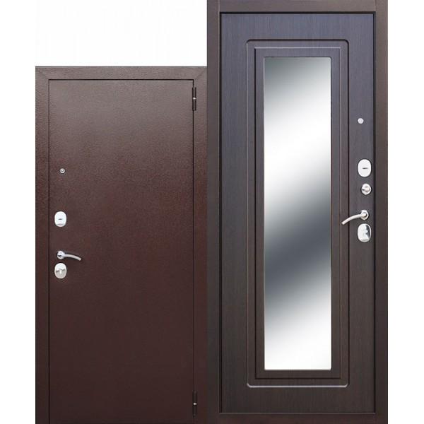 """Входная металлическая дверь """"Царское зеркало"""""""