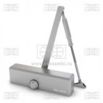 Доводчик 1085 ВС (60-85 кг) серебро PALLADIUM