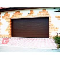 Секционные ворота Doorhan RSD-01