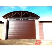 Секционные ворота Doorhan RSD-02