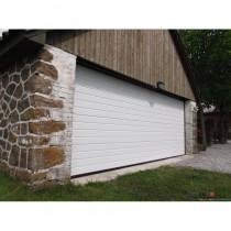 Секционные гаражные ворота Алютех Стандарт